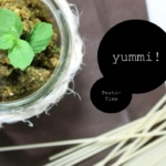 Pistazien-Minz-Limetten-Pesto