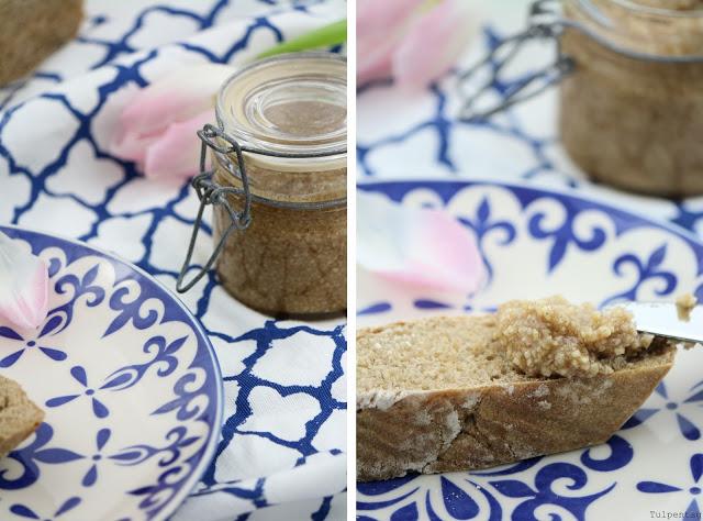 Mandel Aufstrich Kokos Süß Rezept