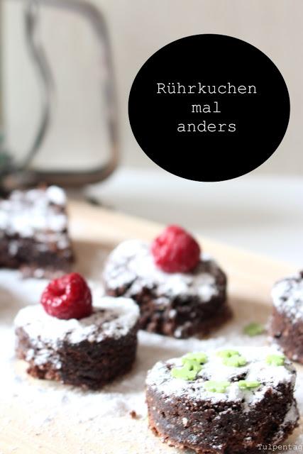 Rührkuchen Happen Fingerfood gesund Vollkorn Kuchen