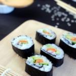Vegetarisches Sushi selbstgemacht