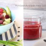 Beeriger Sommer-Salat mit fruchtiger Vinaigrette