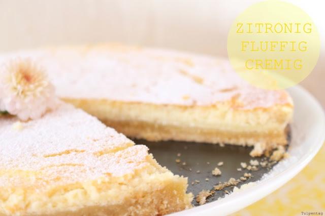 tarte zitronen rezept Zitronentarte