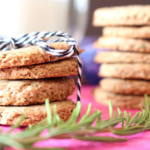 Dinkel-Vollkornkekse-mit-Rosmarin-und-Honig-Cookies4