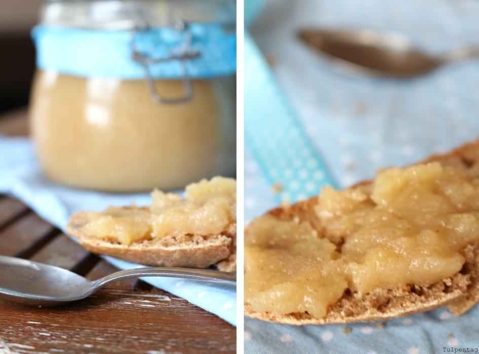 Bratapfel-Marmelade Rezept