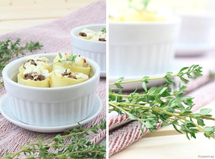 pfannkuchen crepes auflauf herzhaft rezept griechisch feta hackfleisch