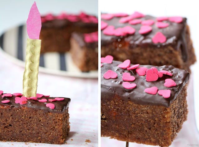 Ruhrkuchen Sticks Mit Schokolade Tulpentag Foodblog