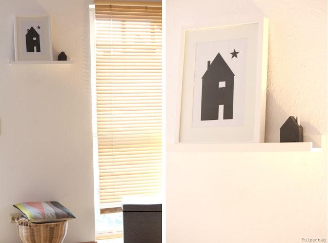 Freebie Weihnachten Deko Haus Poster Bild Free Download