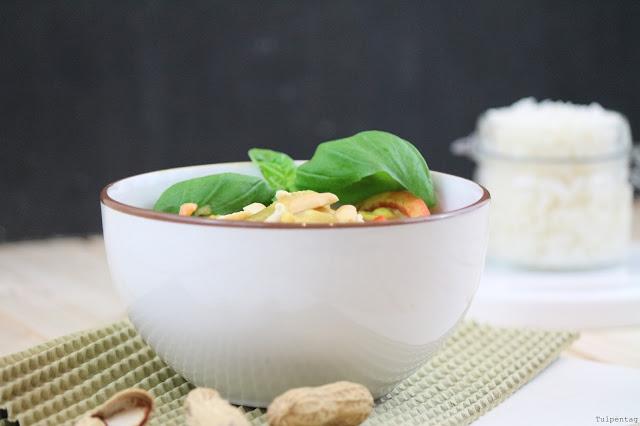 Vegetarisches Curry schnell Rezept