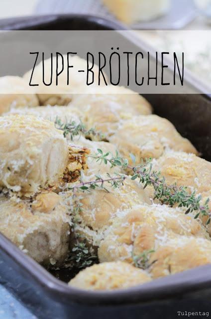 zupfbroetchen grillen party picknick broetchen Zupf-Brötchen