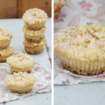 Cheesecake-Streusel-Muffins