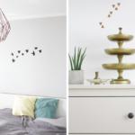 Bilder aus dem Schlafzimmer und ein modernes Start-Up-Unternehmen aus Frankfurt