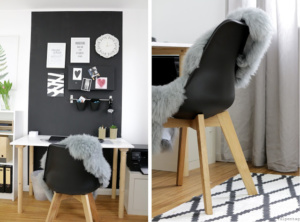 homeoffice buero ordnung deko2 tulpentag der blog. Black Bedroom Furniture Sets. Home Design Ideas
