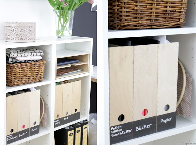 Home office wie du dein b ro praktisch und sch n Ideen ordnung bad