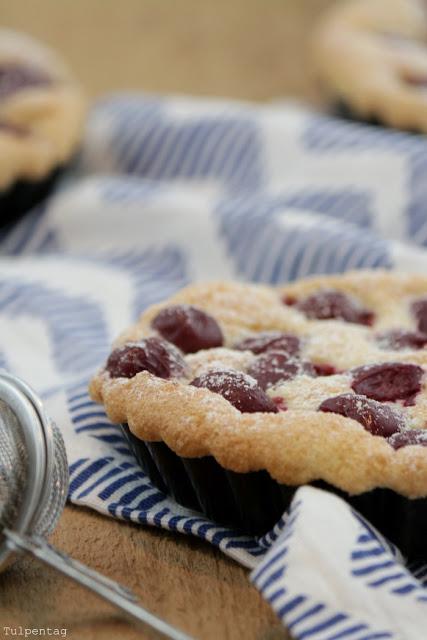 Biskuit Kischen schnell Rezept Biskuitteig Tartelettes Muffins