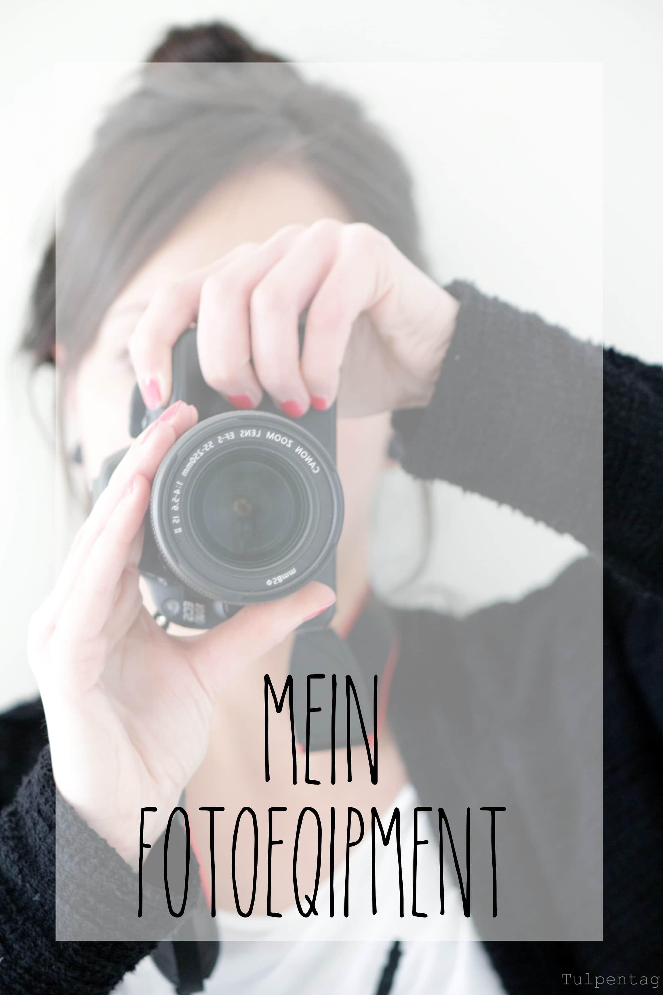 Fotografieren Blogger Fotoequipment Ausrüstung Fotografie