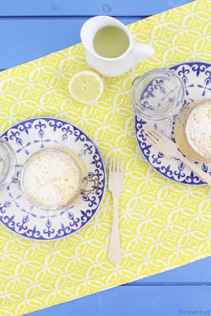zitronenkuchen kuchen im glas rezept zitrone einfach