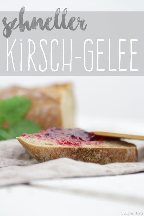 Schneller-Kirsch-Gelee
