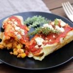 Vegetarische Enchiladas-2
