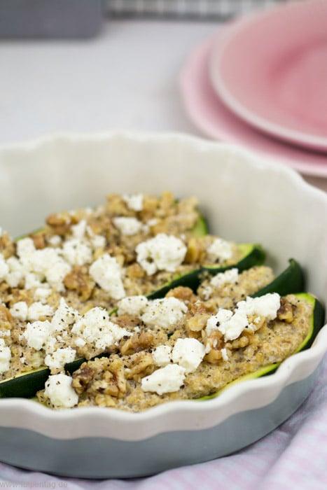 Gefullte zucchini rezepte gesund