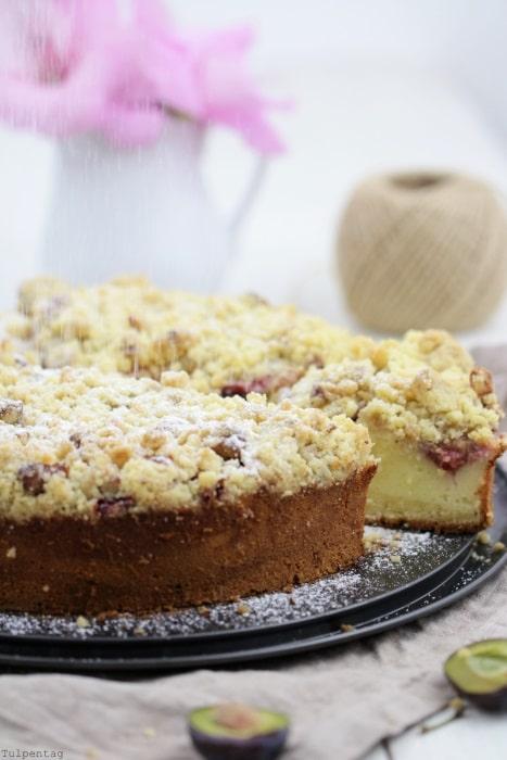 pflaumen-quark-streusel-kuchen6 Streuselkuchen