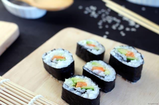 Sushivegetarisch