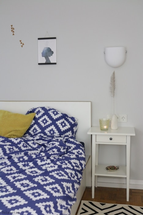 Schlafzimmer Deko Boho