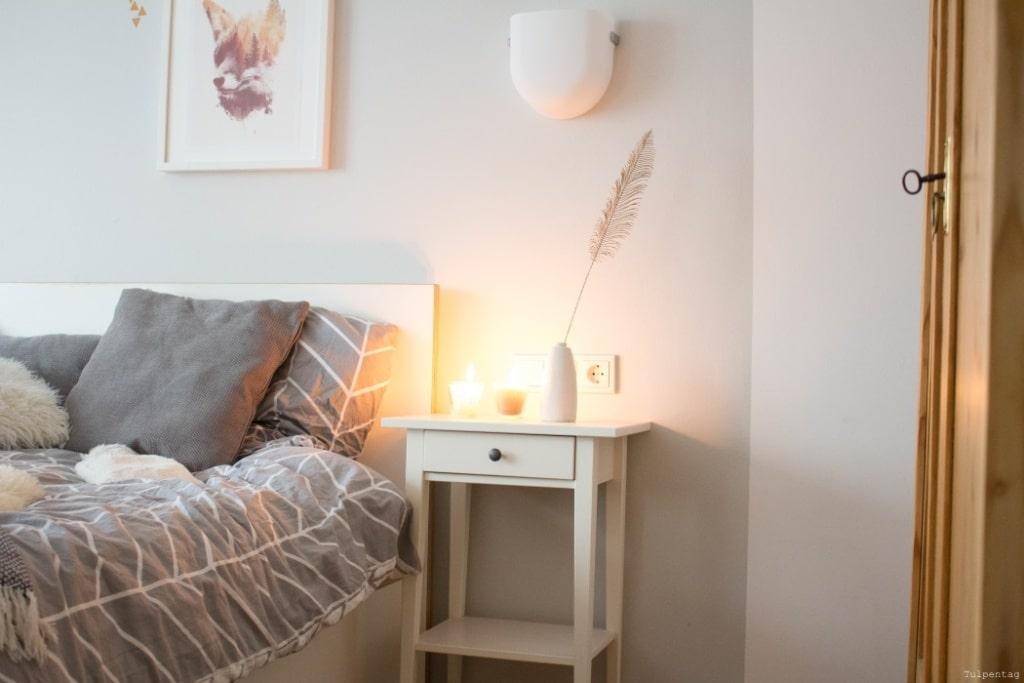10 Tipps wie du im Winter ein gemütliches Schlafzimmer schaffst ...