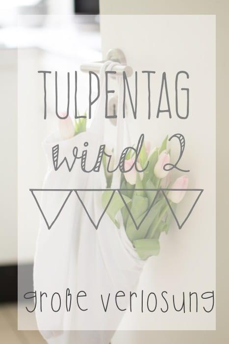 Gewinne Verlosung Tulpentag Blog