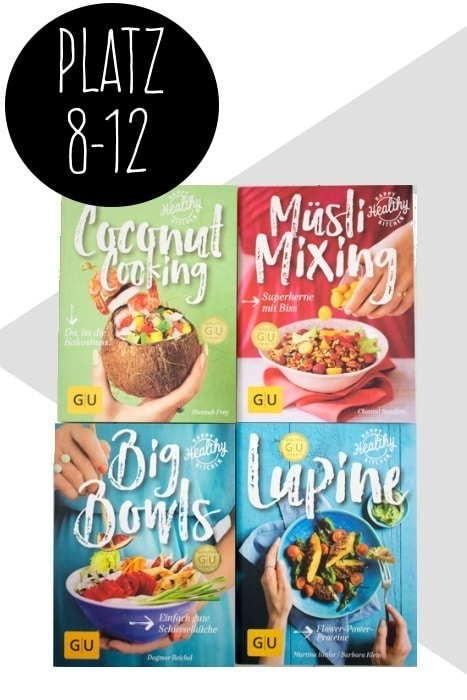 Gewinne Verlosung Tulpentag Blog GU Kochbuch