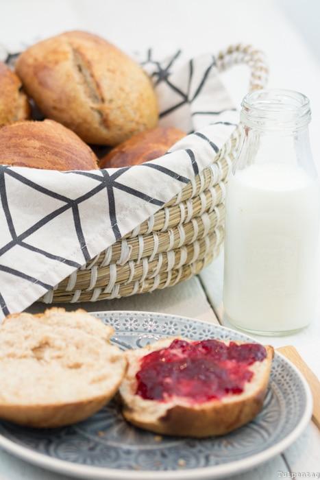 Süße Brötchen Rezept Brunch Frühstück Ostern