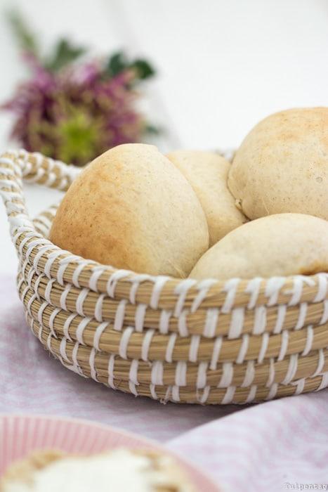 Süße Brötchen Mit Zimtnote Tulpentag Foodblog