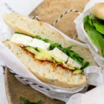 Focaccia-Sandwiches