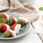 (Anzeige) Balsamico-Erdbeer-Spieße und ein saftiges Brot mit Mazzetti l'originale