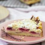 Streuselkuchen-Himbeeren-Pudding-7