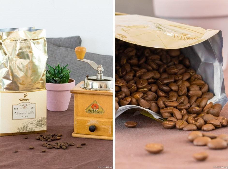 Kaffeebohnen Kaffee Tchibo