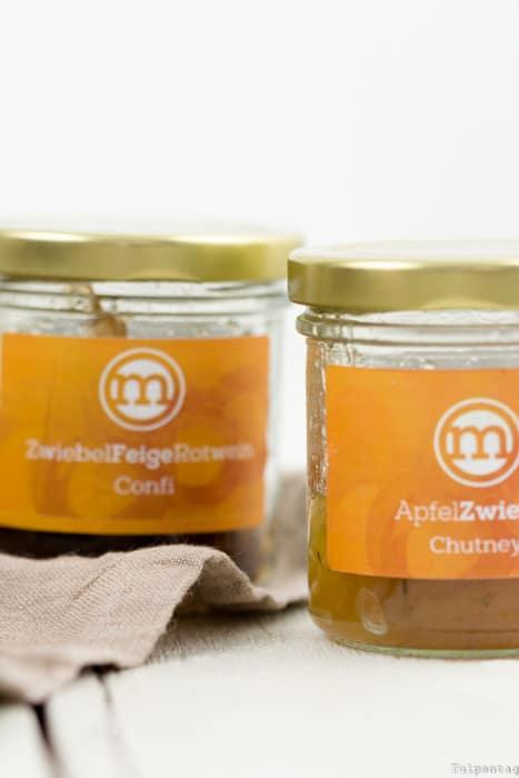 Chutney Zwiebel-Confi Grill Rezept meingemachtes manufaktur
