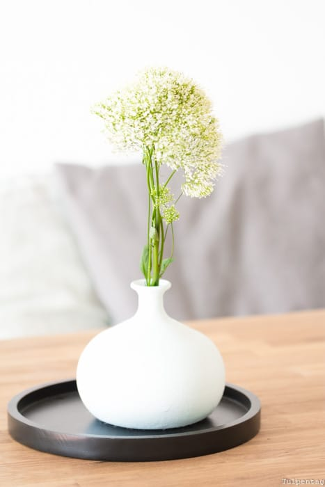 Deko Ideen Wohnzimmer Esszimmer Urban Jungle Vase