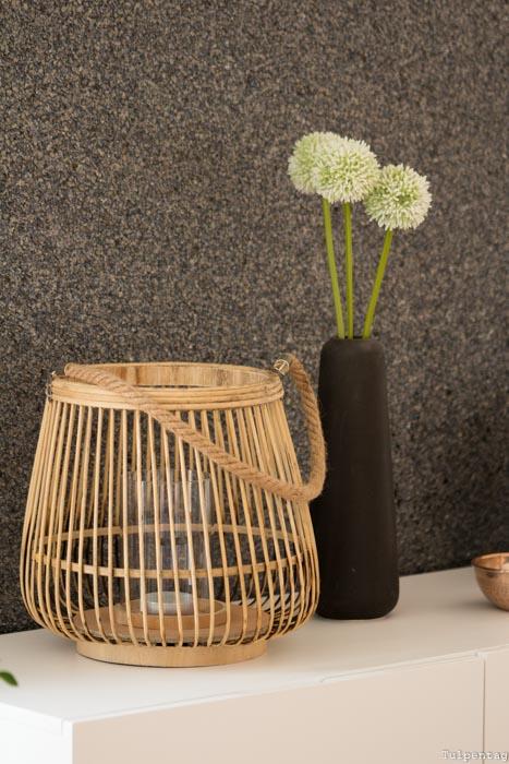 Deko Ideen Wohnzimmer Esszimmer Urban Jungle Windlicht Sideboard
