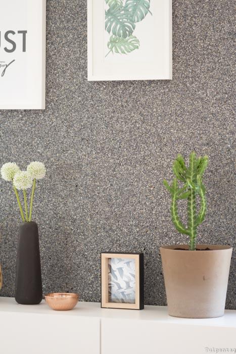Deko Ideen Wohnzimmer Esszimmer Urban Jungle Kaktus Sideboard