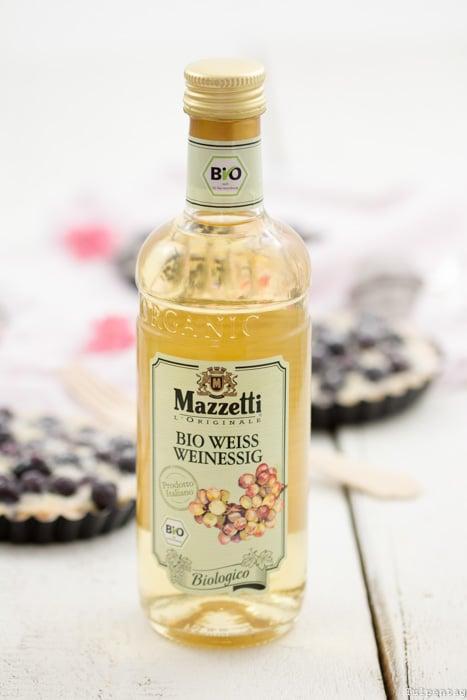 Mazzetti l'originale Tartelettes backen Blaubeeren Heidelbeeren Rezept