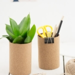 Upcycling-DIY. Aufbewahrung aus alten Dosen