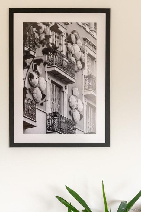 posterXXL Poster eigene Fotos entwickeln Bild Wand Esszimmer