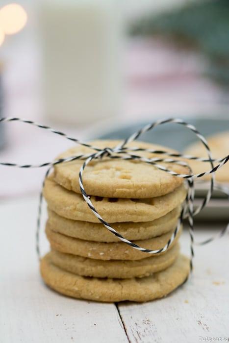 Einfache Stempel Kekse Mit Zimt Tulpentag Foodblog
