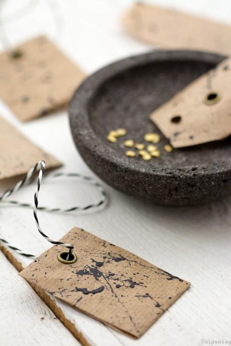Diy Samentütchen Ein Geschenk Zu Ostern Tulpentag Foodblog