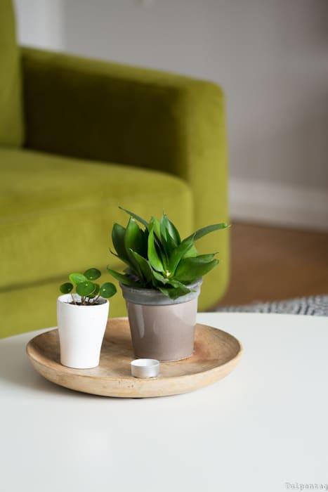 Wohnzimmer Frühling Ideen Einrichten Deko OTTO