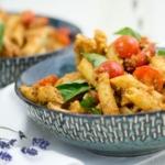 Vegetarischer-Nudelsalat-Pesto-3