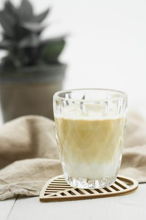 Kaffee Latte Macchiato Eiskaffee