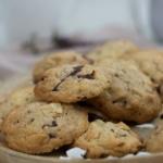 Cookies mit Schokolade und Kokos-6