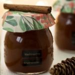 Weihnachtsmarmelade-Pflaume-Orange-Zimt-Marmelade