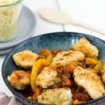 Hähnchen-süß-sauer-Couscous-2